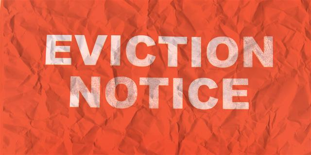 What is an unlawful detainer eviction?